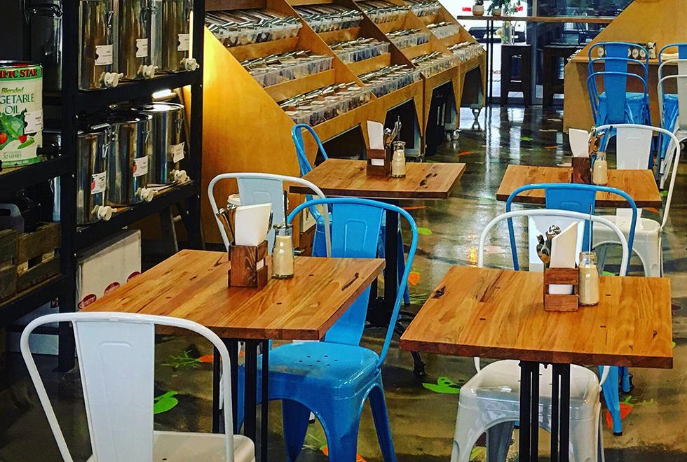 Wholefoods | Local Press Café + Wholefoods