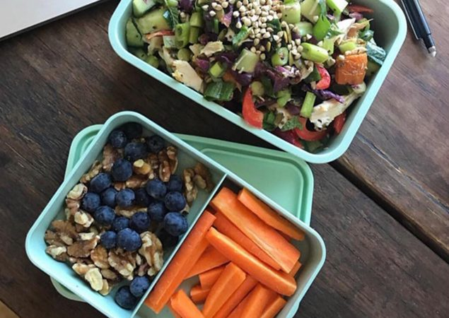 Half Price Salad with Bento Box Purchase